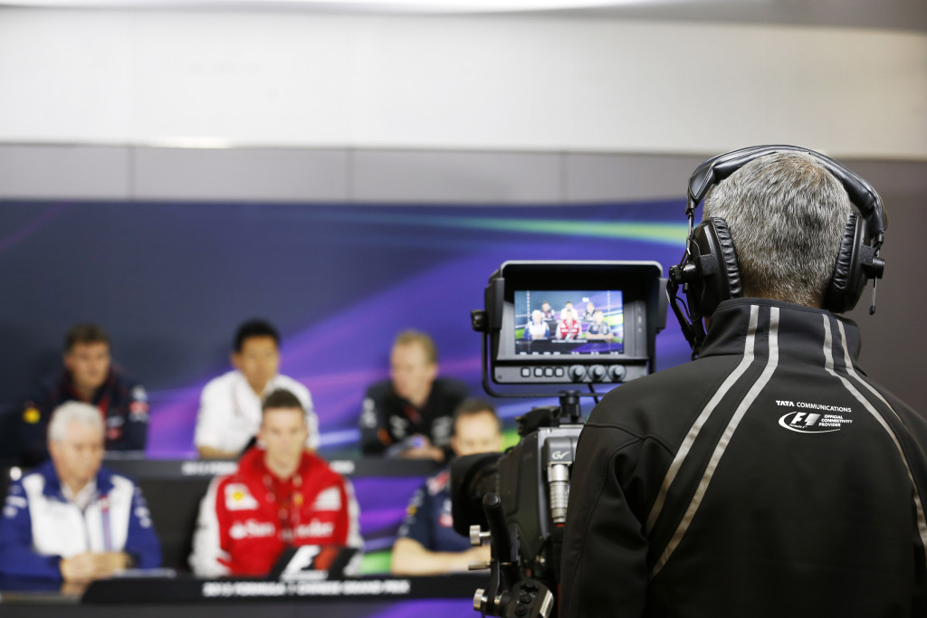 Countdown to Baku: connecting the Azerbaijan Grand Prix to the world