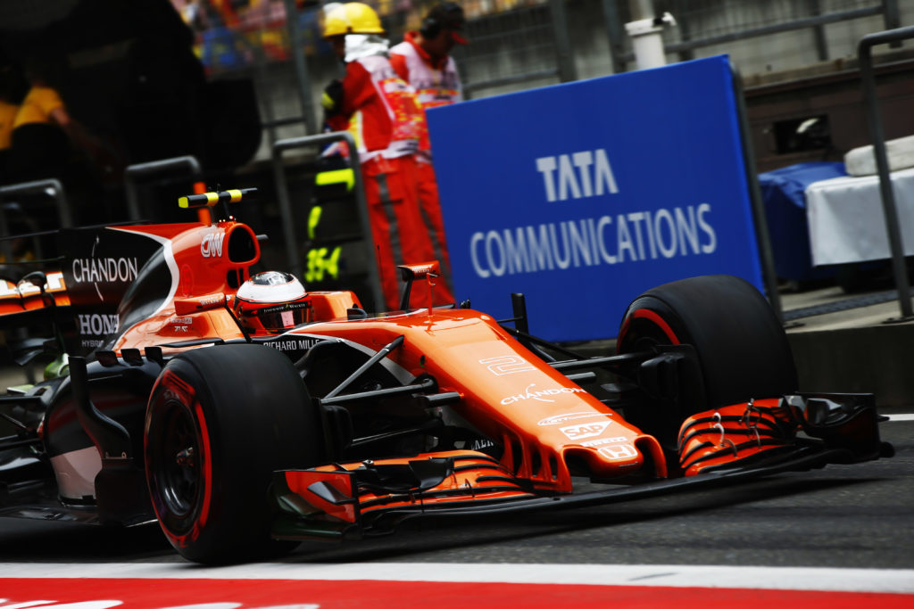 Changing the world one byte at a time - bringing emergent technologies to F1