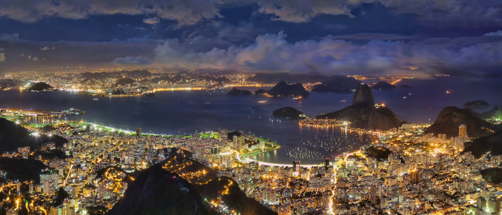 Becoming the South American superpower – Brazil makes the connection