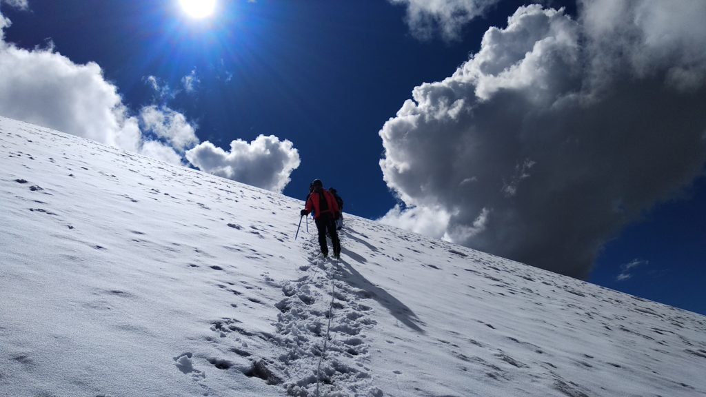 Leadership lessons from mountain climbing - part 1