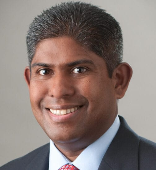 Pathmal Gunawardana, Head of Americas, Tata Communications