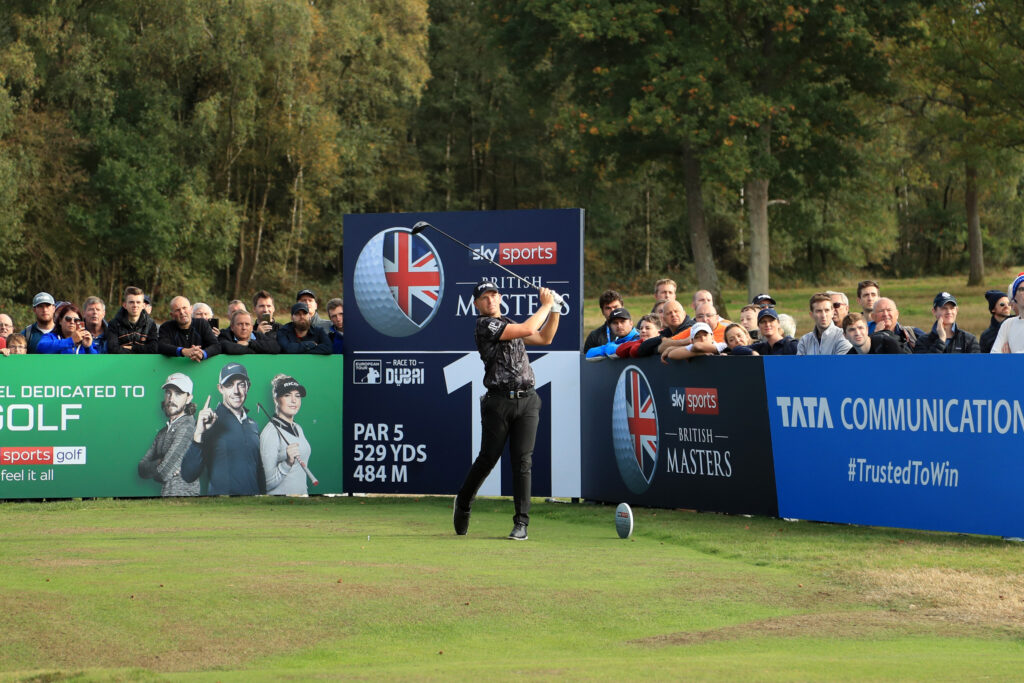 The European Tour Innovation Hub with Tata Communications aims to transform the fan experience through next-gen connectivity and digital technologies