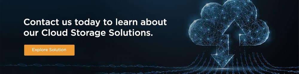 Cloud Storage - Explore Tata Communications Cloud Storage Solutions
